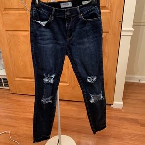 Pacsun ankle jegging superstretch size 26
